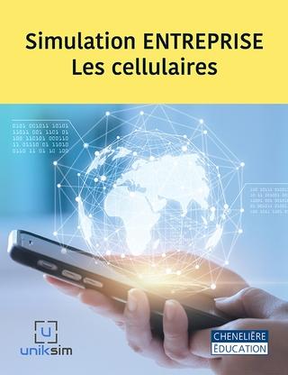 La simulation ENTREPRISE - Les cellulaires vise à faire comprendre à l'étudiant le rôle des principales fonctions de l'entreprise, soit la finance, le marketing, les ressources humaines, et les opérations et comment elles sont interreliées.